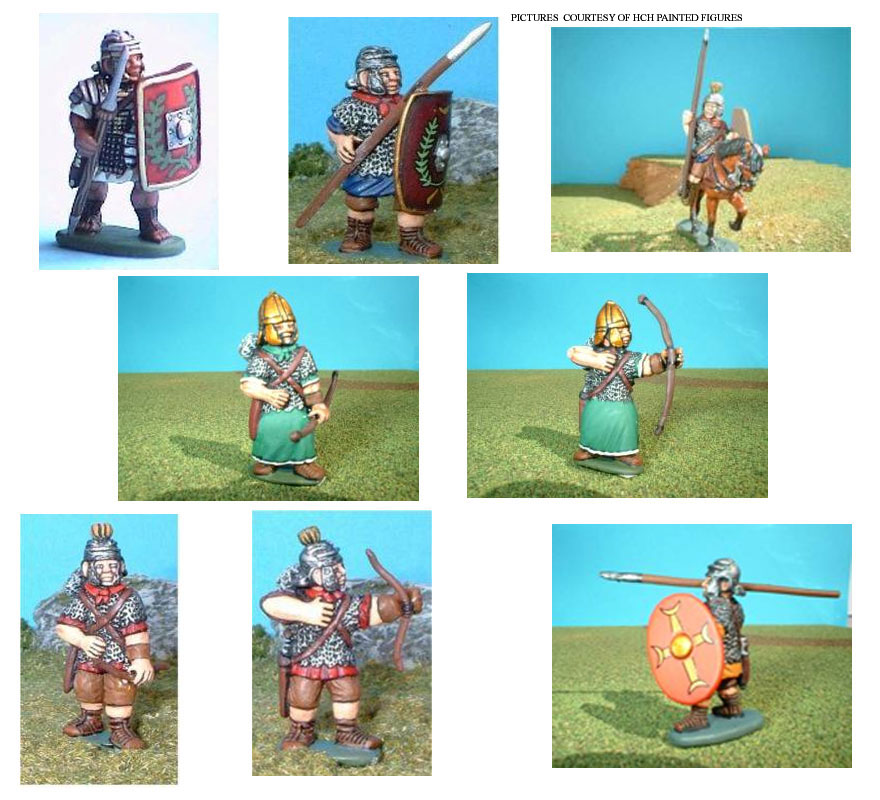 25mm Early Imperial Roman