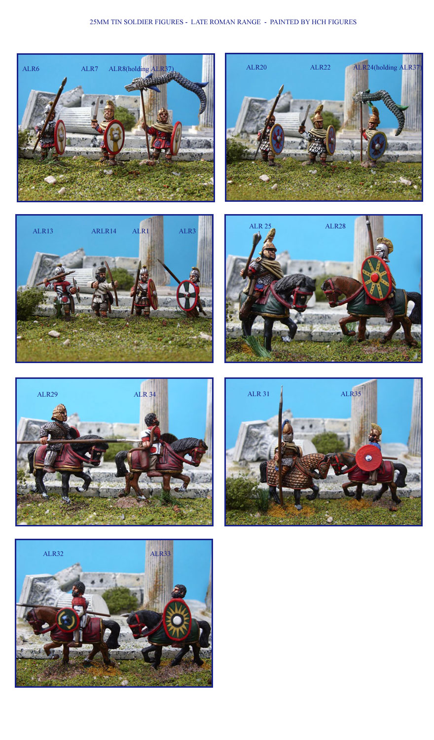 25mm Late Romans