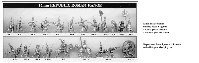 15mm Republic Roman